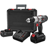 PORTER-CABLE 18-Volt 1/2-in Compact Hammer Drill Kit