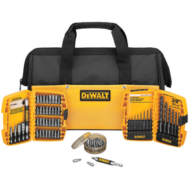 DEWALT 75-Piece Drilling/Screwdriving Set