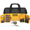 DEWALT 75-Piece Drilling/Screwdriving Set with Bag