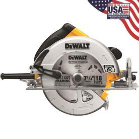 DEWALT 15-Amp 7-1/4-in Magnesium Corded Circular Saw with Brake