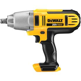 DEWALT 20-Volt Max 1/2-in Drive Cordless Impact Wrench (Bare Tool)