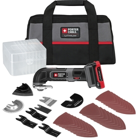PORTER-CABLE 18-Volt Oscillating Tool Kit