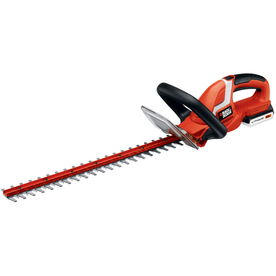 BLACK &amp; DECKER 20-Volt 22-in Dual Cordless Hedge Trimmer