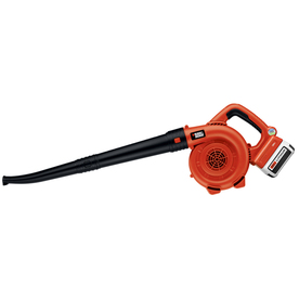 BLACK &amp; DECKER 36-Volt Sweeper Cordless Electric Blower