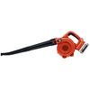 BLACK & DECKER 36-Volt Sweeper Cordless Electric Blower