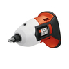 BLACK & DECKER Gyro 4-Volt Lithium Ion 3/8-in Cordless Drill with Battery