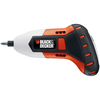 BLACK & DECKER 4-Volt Max Gyro Screwdriver
