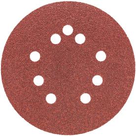 DEWALT 50-Pack 80-Grit 5-in W x 5-in L 5-in Disc Sandpaper