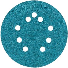 DEWALT 20-Pack 5-in W x 5-in L 60-Grit Commercial Disc Sandpaper