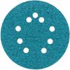 DEWALT 20-Pack 60-Grit 5-in W x 5-in L 5-in Disc Sandpaper