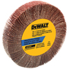 DEWALT 80-Grit 4-1/2-in W x 4-1/2-in L Angle Grinder Flap Wheels Sandpaper