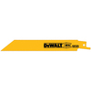 DEWALT 6-in 18-TPI Bi-Metal Reciprocating Saw Blade Set