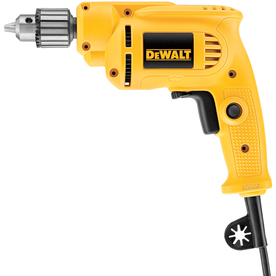 DEWALT 7-Amp 3/8-in Keyed Corded Drill