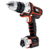 BLACK & DECKER 12-Volt Lithium Ion 3/8-in Cordless Drill with Battery