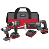 PORTER-CABLE 3-Tool 18-Volt Lithium Ion Cordless Combo Kit