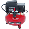PORTER-CABLE 0.8-HP 3.5-Gallon 135-PSI 120-Volt Pancake Portable Electric Air Compressor