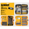 DEWALT 77-Piece Combination Drilling and Fastening Set