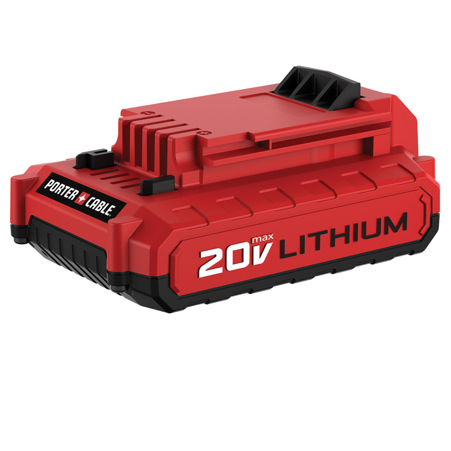 next zoom out zoom in porter cable 20 volt lithium power tool battery