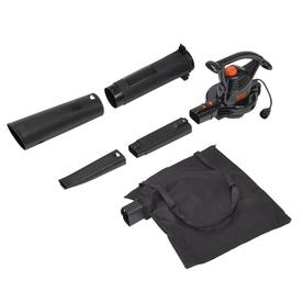 BLACK & DECKER 12 Amp Sweeper Corded Electric Blower