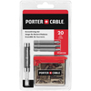 PORTER-CABLE 20-Piece Screwdriving Tic Tac Box