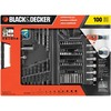 BLACK & DECKER 100-Piece Combination Set