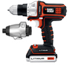 BLACK & DECKER 20-Volt 1/4-in-Drive Cordless Impact Driver