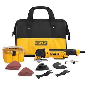 DEWALT 29-Piece 3-Amp Oscillating Tool Kit