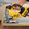 DEWALT 20-Volt Max Variable Speed Keyless Cordless Jigsaw with Battery