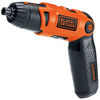 BLACK & DECKER 3.6-Volt 1/4-in Cordless Drill with Battery and Soft