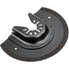 DEWALT Carbide Fastcut Grout Removal Oscillating Tool Blade