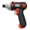 BLACK & DECKER 8-Volt Max 1/4-in Cordless Variable Speed Impact Driver