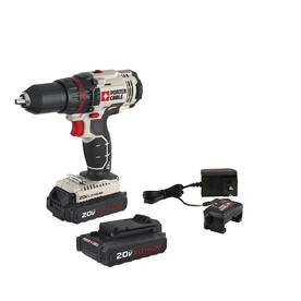 PORTER-CABLE 20-Volt Max Lithium Ion 1/2-in Cordless Drill with Soft Case