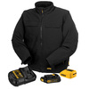 DEWALT Black Lithium Ion (Li-ion) Heated Jacket