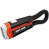 BLACK & DECKER 44-Lumen LED Handheld Rechargeable Battery Flashlight