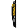 DEWALT 1-Pack High Speed Steel Reciprocating Saw Blade Set