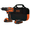 BLACK & DECKER 20-Volt Lithium Ion 1/2-in Cordless Drill with Battery and Soft Case