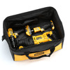 DEWALT 4-Tool 20-Volt Max Lithium Ion (Li-ion) Cordless Combo Kit with Soft Case