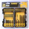 DEWALT 34 Pc Impact Ready Set