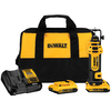 DEWALT 5-Piece 1-Speed Rotary Cut-Out Kit with Soft Case