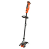 BLACK & DECKER 20-Volt Max 12-in Straight Cordless String Trimmer Deals