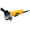 DEWALT 7.5-Amp Paddle Switch Corded Angle Grinder