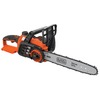 BLACK & DECKER 40-Volt Lithium Ion (Li-ion) 12-in Cordless Electric Chainsaw