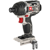 PORTER-CABLE 20V Max Lithium Ion (Li-ion) 1/4-in Cordless Variable Speed Impact Driver