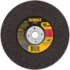 DEWALT 6-1/2-in Turbo High-Performance Aluminum Oxide Circular Saw Blade