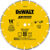 DEWALT 14-in 19-Tooth Wet or Dry Segmented Diamond Circular Saw Blade