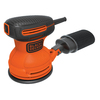 Deals on BLACK & DECKER 2-Amp Orbital Sander BDERO100-8