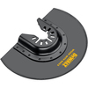 DEWALT 3-Pack Bi-Metal Oscillating Tool Blades