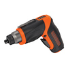 BLACK & DECKER Lithium Ion (Li-ion) Cordless Screwdriver