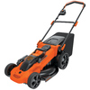 BLACK & DECKER 40-Volt Max Lithium Ion (Li-ion) 20-in Deck Width Cordless Electric Push Lawn Mower with Mulching Capability