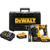 DEWALT 20-Volt Max Lithium Ion (Li-ion) 1-in SDS-Plus Variable Speed Cordless Rotary Hammer with Hard Case